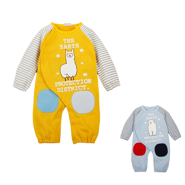 2015 Winter Autumn Infant Clothing,Baby Rompers,Jumpsuit,Newborn,Baby Thicken Fleece Long Sleeve Romper, 1pcs Retail JY031(China (Mainland))