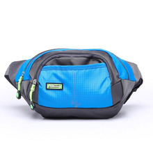 High Quality Waterproof Sport Running Jogging Outdoor Fitness Climbing Bag large capacity Pouch Money Belt Waist Women Men Pack