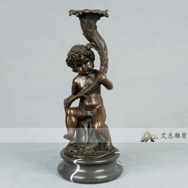 Bronze Sculpture Crafts Copper Lighting Copper Lighting Home Decoration Zt 0