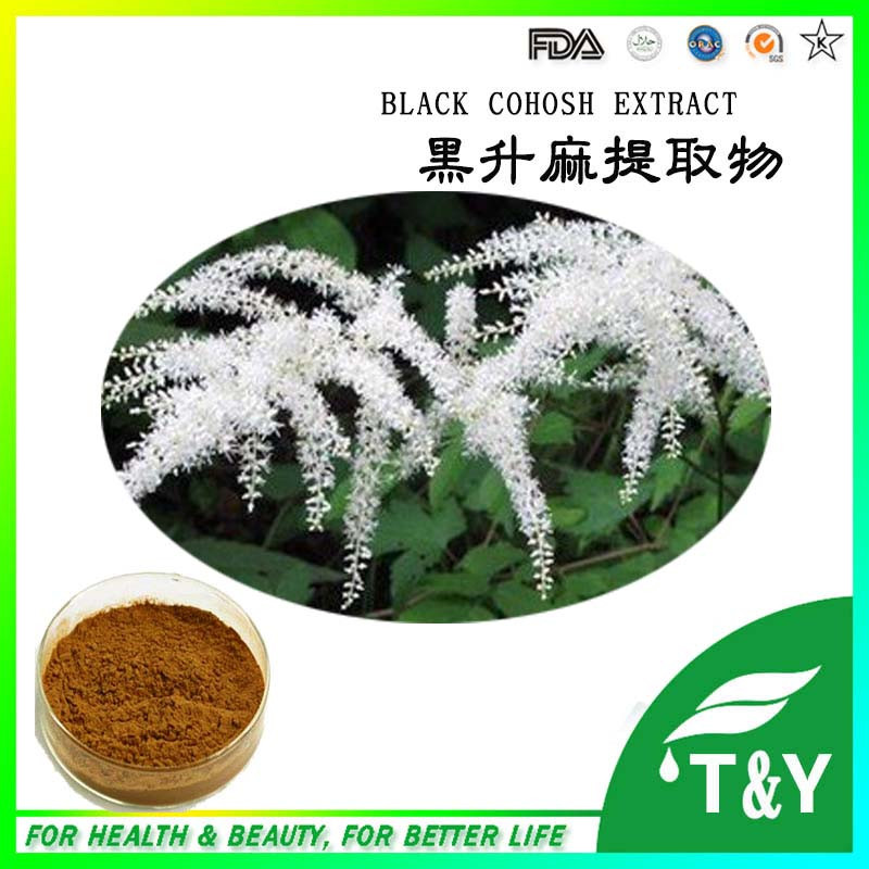 black cohosh herb powder natural black cohosh herb extract <br><br>Aliexpress