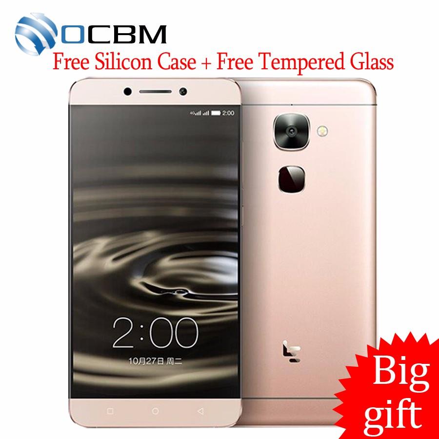 Original Letv LeEco Le 2 X620 4G LTE Mobile Phone MTK6797 Deca Core 1920*1080 5.5″ 3/4GB RAM 16/32GB ROM Fingerprint ID 16.0MP