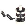 Weildy HD 8600 1 10kg weight bear Video camcorder Steadicam stabilizer Steadycam photography Vest Dual Support