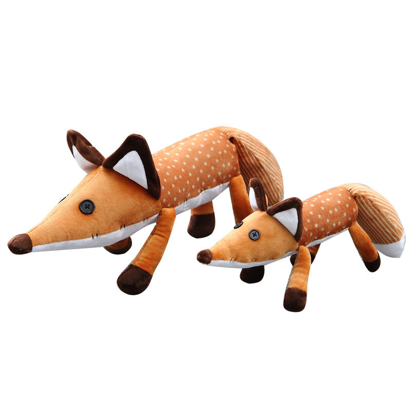 The Little Prince Plush Dolls One Piece 45cm the little Prince and the Fox Stuffed Animals Plush Education Toys for Baby(China (Mainland))