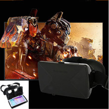 Baofeng Mojing VR Glasses Magnetic Virtual Reality Google Cardboard 3D Video Glasses For 4 6 5