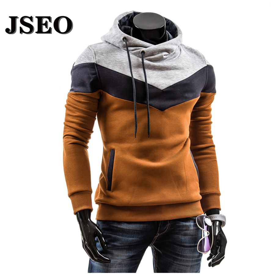 JSEO-Winter Autumn 2016 New Designer Hoodies Men Fashion Brand Pullover Sportswear Sweatshirt Shipping Men'S Tracksuits Moleton(China (Mainland))