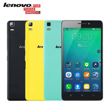 Original Lenovo K3 Note K50-T3S Mobile Phone MTK6752 2G RAM 16G ROM Octa Core 5.5 inch 1920*1080 Android 5.1 13MP Dual Micro Sim(China (Mainland))