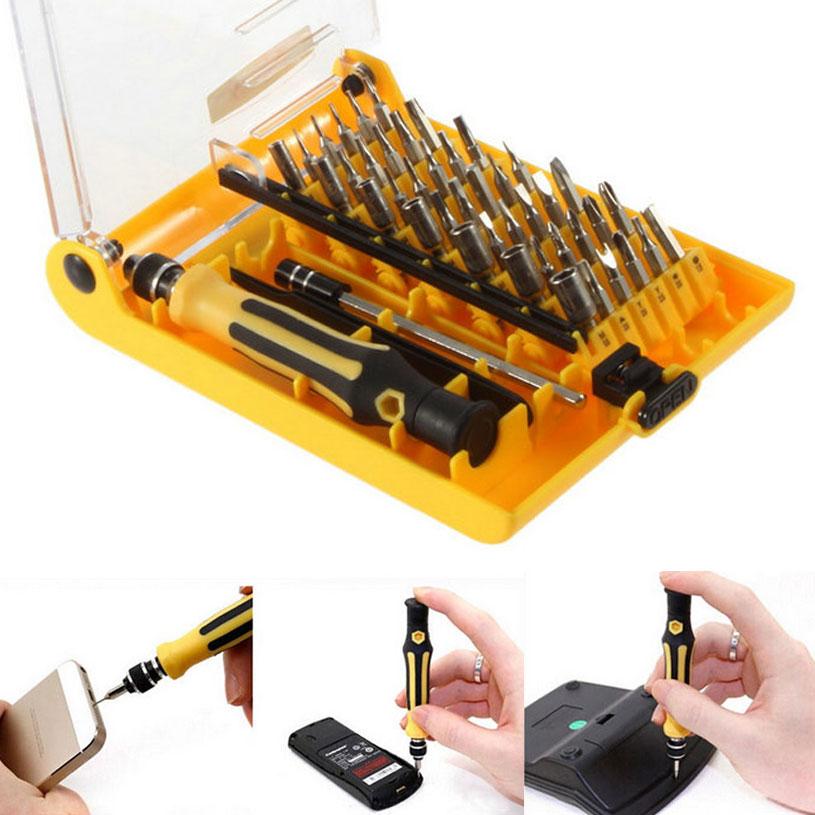 45 in1 Torx Precision Screw Driver Cell Phone Repair Tool Tweezers Mobile Kit DIY(China (Mainland))