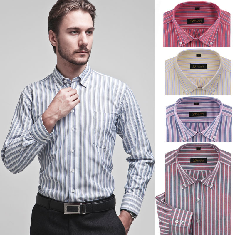 Buy mens brand shirts long sleeve oxford for Where to buy button down shirts
