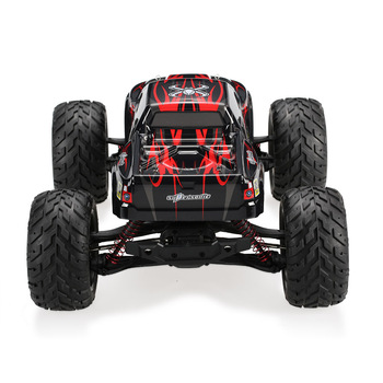 Original Foxx S911 Monster Truck 1/12 RWD High Speed Off-Road RC Car outdoor Toys remote control Car