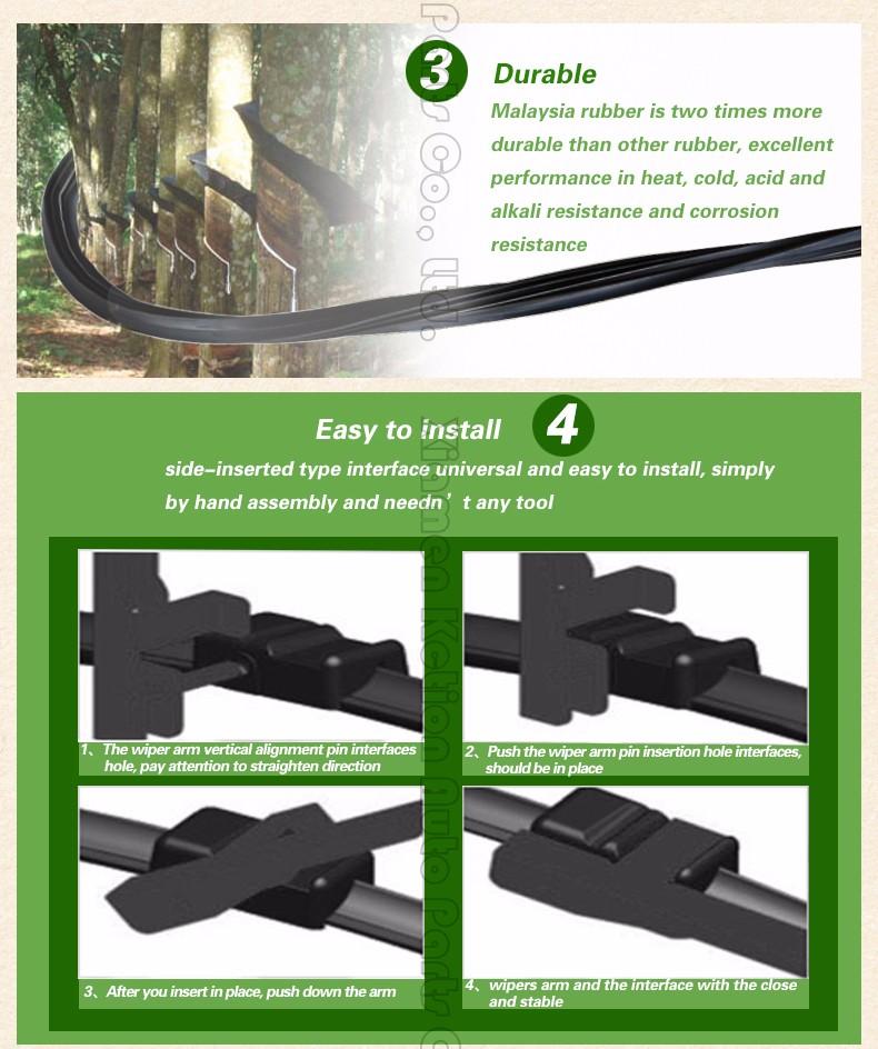 how to change wiper blades golf mk4