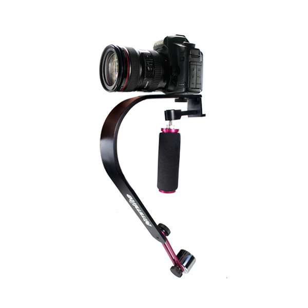 Commlite CS-S1 Video Film Stabilizer for Camcorder, DSLR Camera for  Canon Nikon<br><br>Aliexpress