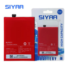 Original Phone Battery BLP571 One Plus OnePlus 3100mAh Lithium Polymer Replacement Batteries Retail Package - SIYAA OfficialFlagship Store store