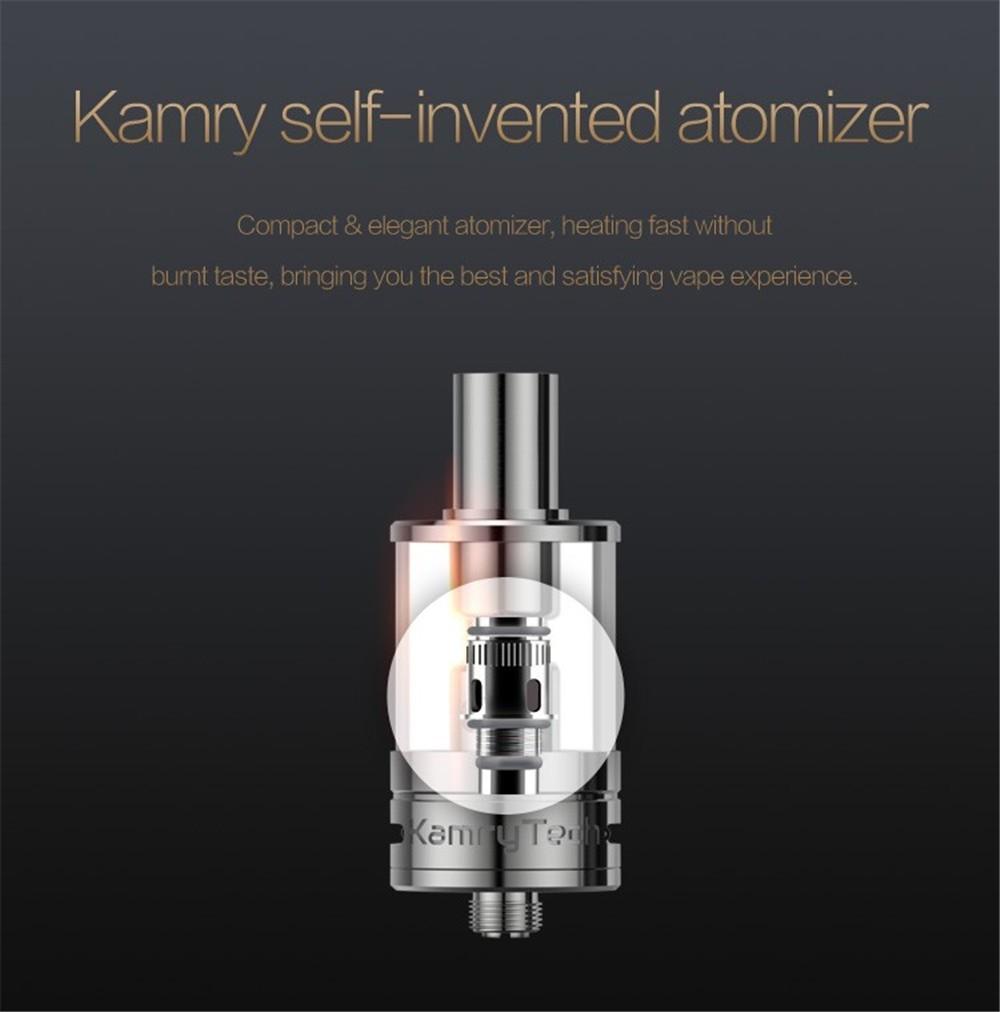 ถูก 10ชิ้น/ล็อต100%เดิมKamry K1000บวกE-Pipeชุด30วัตต์ปากกาสูบบุหรี่4.0มิลลิลิตรกล่องเครื่องฉีดน้ำสมัย1000มิลลิแอมป์ชั่วโมงอีท่อบุหรี่อิเล็กทรอนิกส์