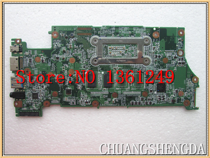mainboard for Acer Aspire C720 DA0ZHNMBAF0 Laptop Motherboards MB NBSHE11004 100% fully tested(China (Mainland))