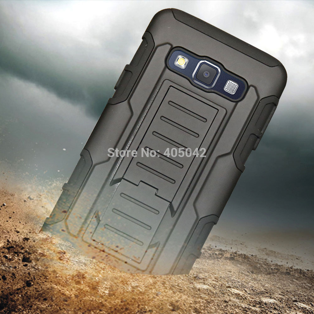 Case For Samsung Galaxy A5 A3 Rugged Armor Hybrid Impact Hard Case Cover Skin Holster For Samsung Galaxy A5 A3(China (Mainland))