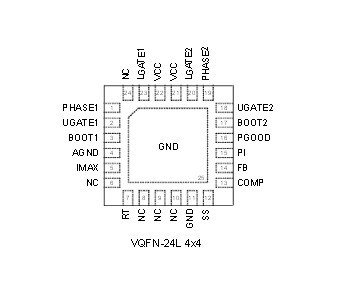 5pcs Free shipping RT8805CGQVA RT8805C BR=BA BR= QFN24 offen use laptop chip 100% new original(China (Mainland))