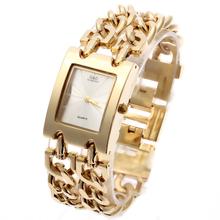 G&D Women Wristwatches Quartz Watch Gold Relogio Feminino Dress Watch Relojes Mujer Saat Gifts Original Clock Female Jelly Clock(China (Mainland))