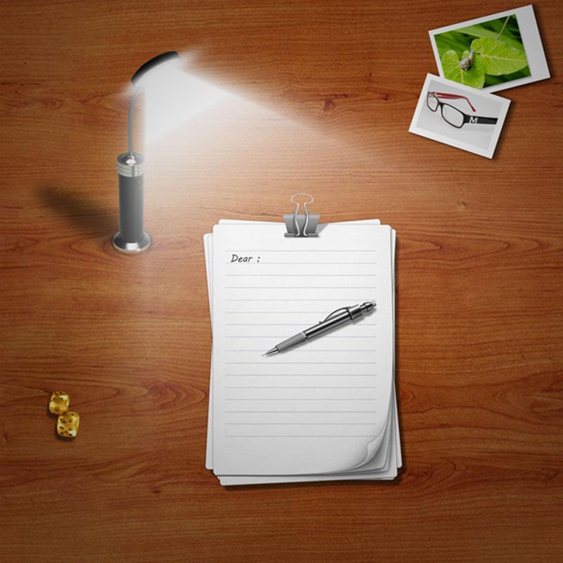 led magnetic function foldable eye lamp protection light