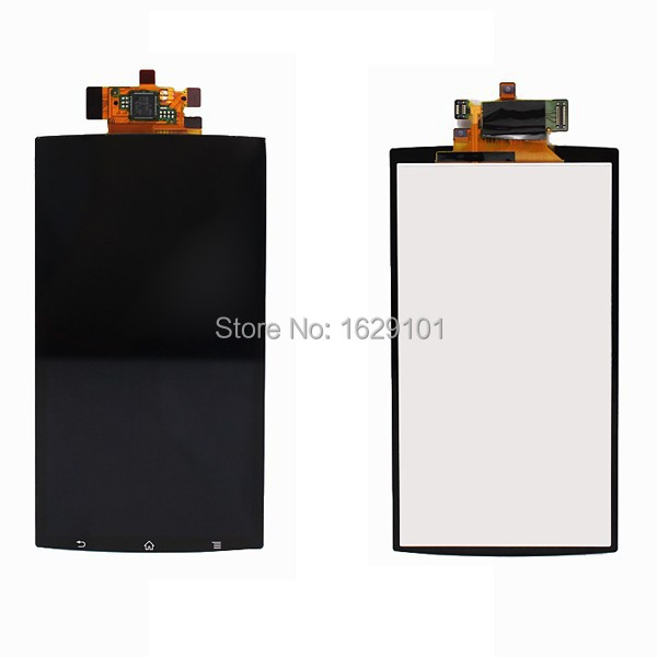 Black Repair Full LCD Display with Touch Screen Digitizer For Sony Ericsson Xperia Arc S LT15i LT18i X12 X12i LCD Assembly(China (Mainland))