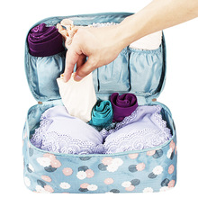 Organizer New Sale Neceser Travel Makeup Bag Bra Underwear Package Toiletry Wash Storage Case Waterproof free shipping(China (Mainland))