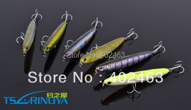 Приманка для рыбалки Trulinoya DW27 c# 110mm 13g Pencil-Minnow
