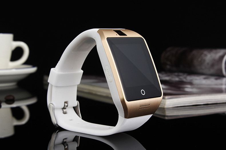 8GB Memory Original APRO Connected Bluetooth Health Clock Wristband Smart Watch Phone for Android iOS PK DZ09 F69 Smartwatch Q18 14