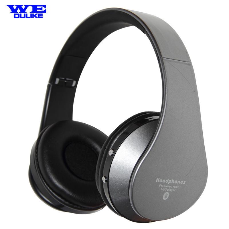 Stereo Casque Audio Mp3 Bluetooth Headset Wireless Headphones Earphone Head set Phone Samsung Sony
