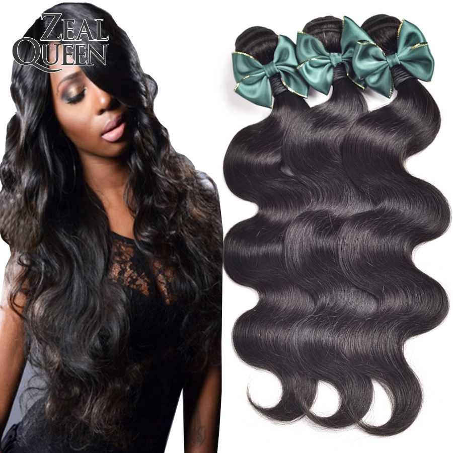 Hair 7A Unprocessed Virgin Eurasian Body Wave 3 Bundles Eurasian Virgin Hair Bundles Deal European Human Hair Extension(China (Mainland))
