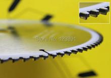 Venta de la promoción alta calidad 400 * 3. 7 * 32 * 120Z tct hojas de sierra para aserrado de hierro fino materiales como baldosas de acero de color de lana de roca