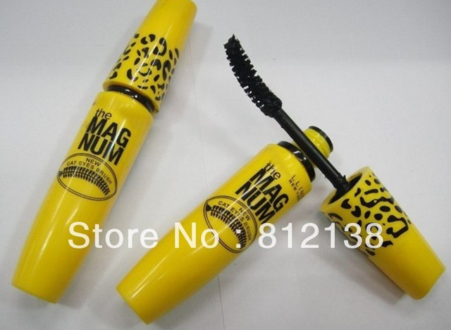 Free Shipping wholesale 100% Quality Guarantee MascaraThe thick mascara 9.2 ML cat eyes brush12pcs/lot