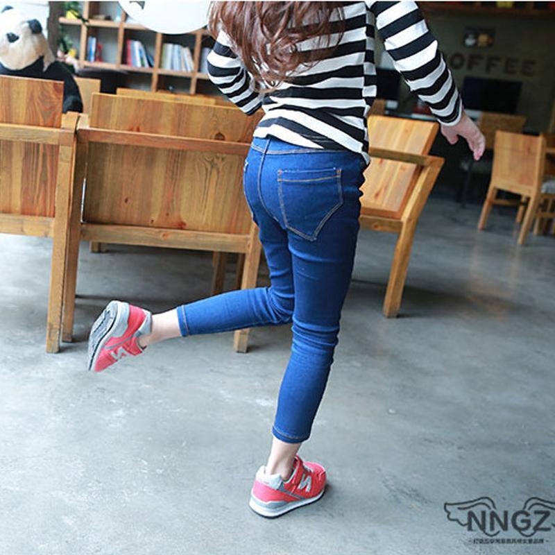 Korean Teenager Girl Fashion From Behind