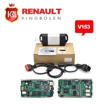 Good Quality Latest Version V153 Renault Can Clip Professional Diagnostic Tool with Multi-language Free Shipping(China (Mainland))