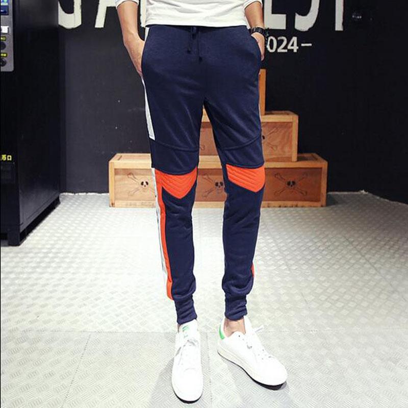 18 Clubs Men soccer training pants football sport Leg Elastic sweatpants Gym skinny joggers Men's harem pants pantalones deporte()