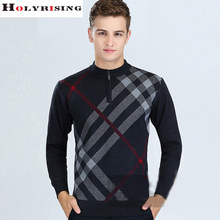 Man Sweater 2016 New Men's Casual Winter Knitting Warm High Quality Men Pullover Coat Outerwear Mens Sweaters And Pullovers(China (Mainland))