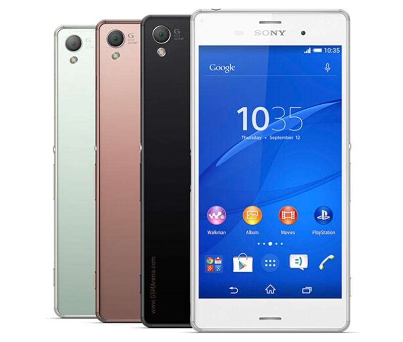 Мобильный телефон Sony Xperia Z3 16G ROM 5.2 Android 3G мобильный телефон sony ericsson d6603 sony xperia z3 android 5 2 20 7mp 3 16 rom