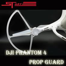 Wholesale 5Set RC Quadcopter DJI Phantom Propeller Guard Ring Prop Protector Quick Release Mount For DJI Phantom 4 Fpv Drone