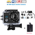 Selling Camera Add battery Action Cam Hero4 style Camera Waterproof Full HD 1080P 14MP 2 0