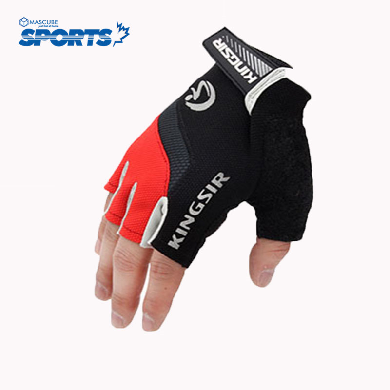 Hot Sale New Summer Style Dead Flying Bicycle Gloves And A Half Men's And Women's Bike Riding Equipment Silicone Glove Bicycle(China (Mainland))