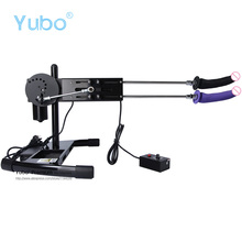 F05 Yubo Premium Sex Machine with 360 Degree Rotation,2P or 3P Sex Play,Powerful Penetration Love Robot to meet all your needs
