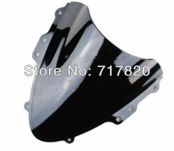 high quality motorcycle parts wind screen for SUZUKI GSXR600 GSXR750 K11 11-12 free shipping by HK POST