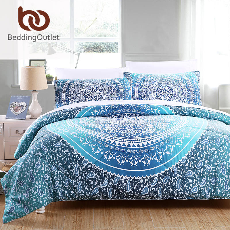 Beddingoutlet Comforter Crystal Qulit Set Sheet And