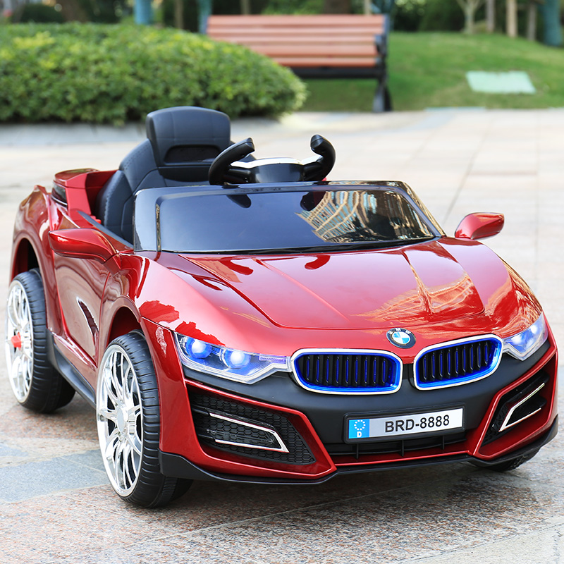 24g bluetooth remote control kids electric car with dual motors baby electric car with remote controlkids ride on cars