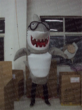 grey tiger shark fish mascot costume halloween costumes party costume dinosaurs fancy dress christmas gift