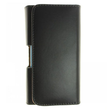 New Smooth/Lichee Pattern Leather Pouch Belt Clip Bag for Zte Blade V2 Lite Phone Cases Cell Phone Accessory