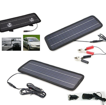 2015 Smart Multi Purpose Portable Solar Panel Battery Charger 12V 5W Car boat Motorcycle Phone Car Charger Solar Cells(China (Mainland))