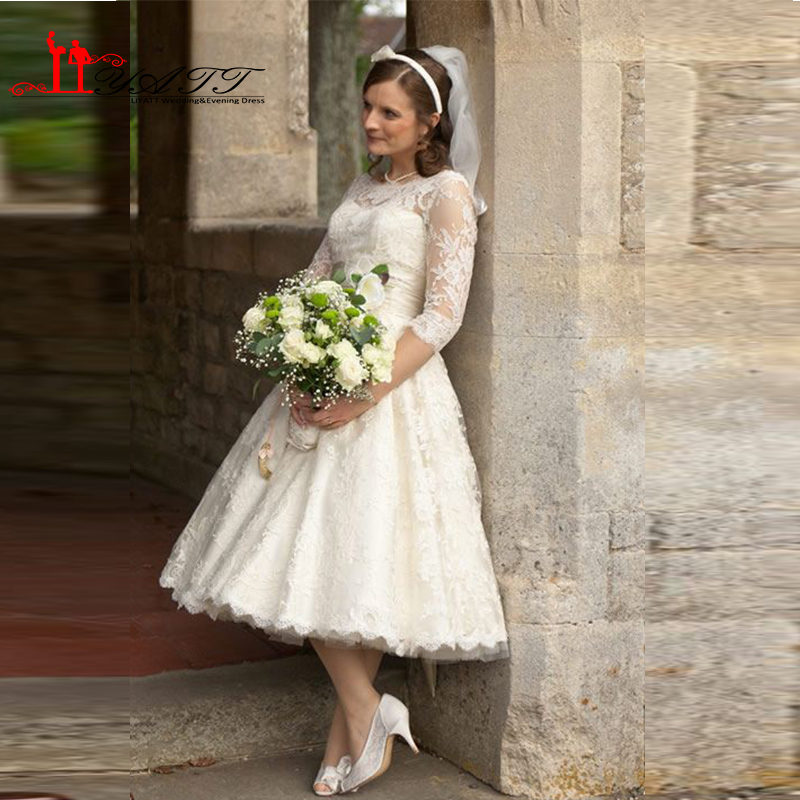 Stunning Vintage 50s Wedding Dresses Contemporary