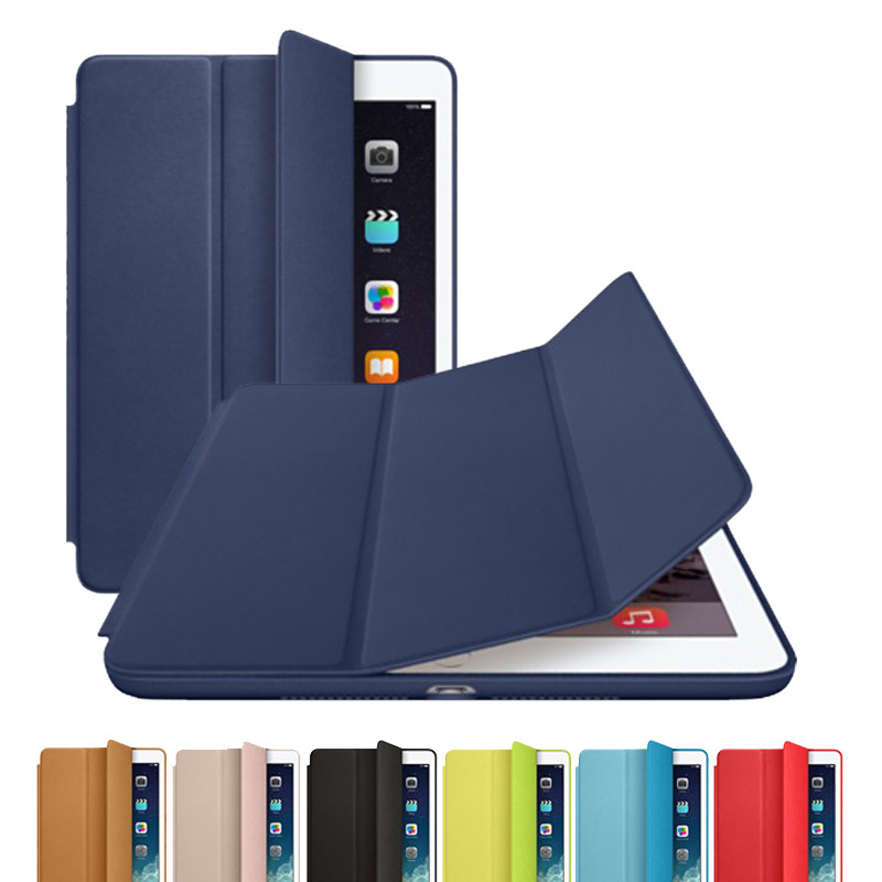 Smart Case For Apple IPad Air 2 IPad 6 1:1 Official ...
