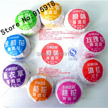 Total of 9 Kinds of Taste 45 PCS Different Chinese Puerh Tea Puer Ripe Tea Pu