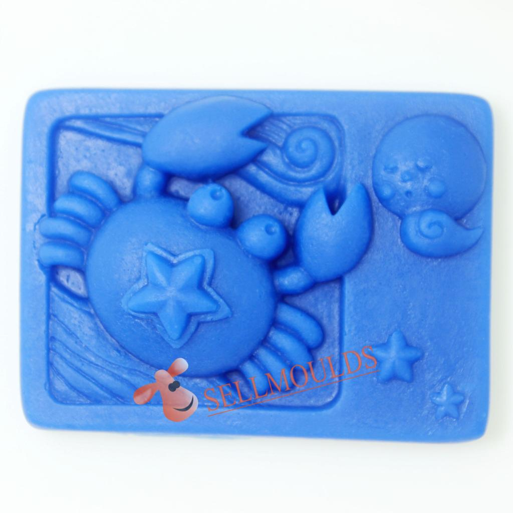 Cake Decorating Tools Time-limited New Moulds Rubber Ce / Eu Fda Craft Art Cancer Constellation Soap Mold Diy Handmade AI004(China (Mainland))