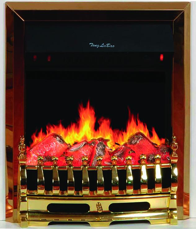 Artificial decorativa inserção lareira elétrica chama decoração(China (Mainland))